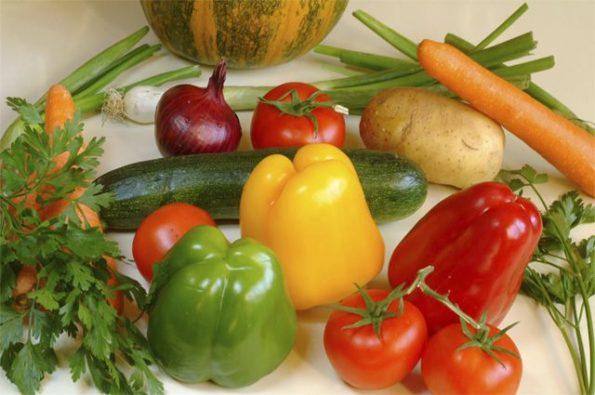 Вегетарианские блюда