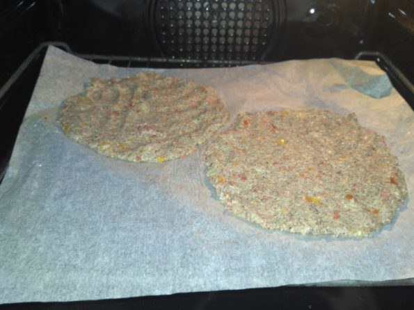тесто для сыроедческого хлеба