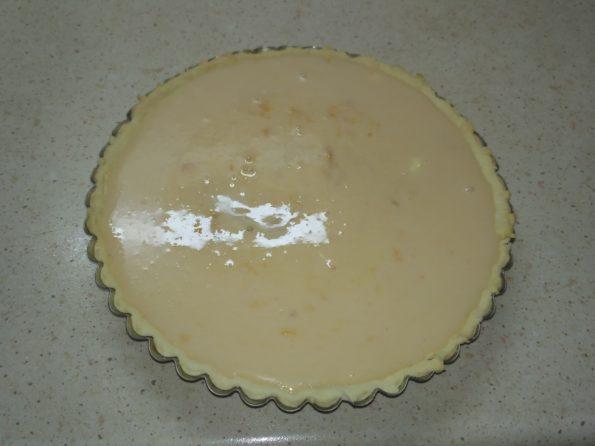 Готовим суфле для абрикосового чизкейка