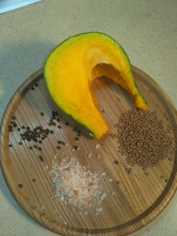 ингредиенты для вегетарианских котлет