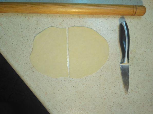 Тесто для самос
