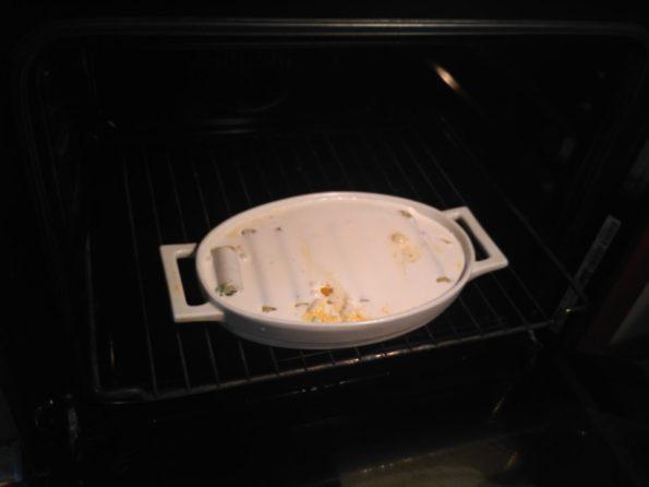 готовим канеллони со шпинатом и домашним сыром