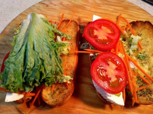 готовим вегетарианский бургер