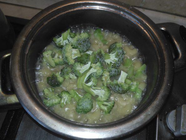 Готовим пасту с брокколи