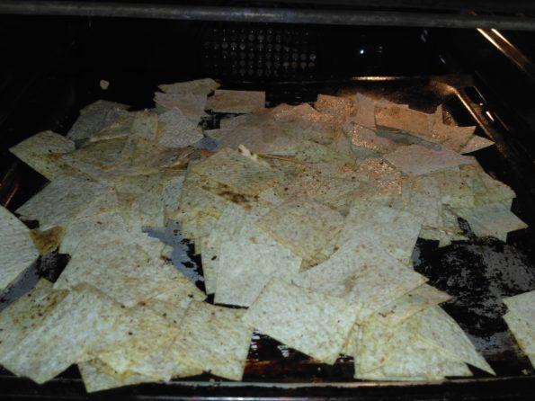 готовим домашние чипсы