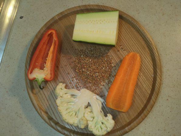 Ингредиенты рагу по китайски