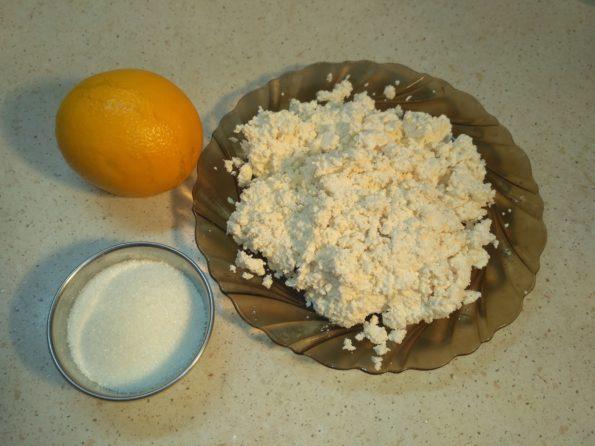 ингредиенты для приготовления сандеша