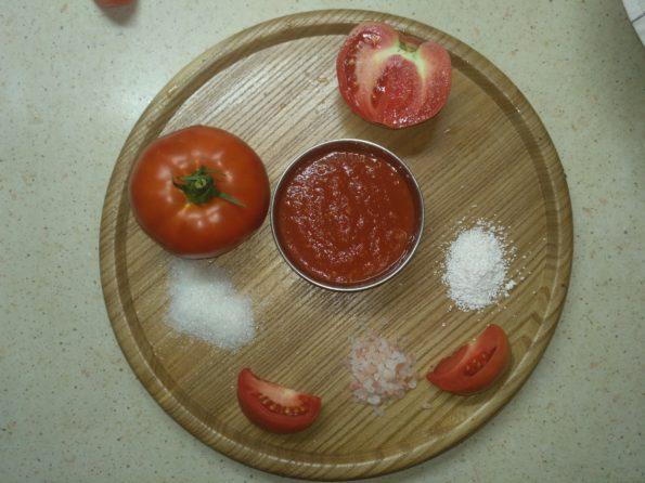 Домашний томат из помидор