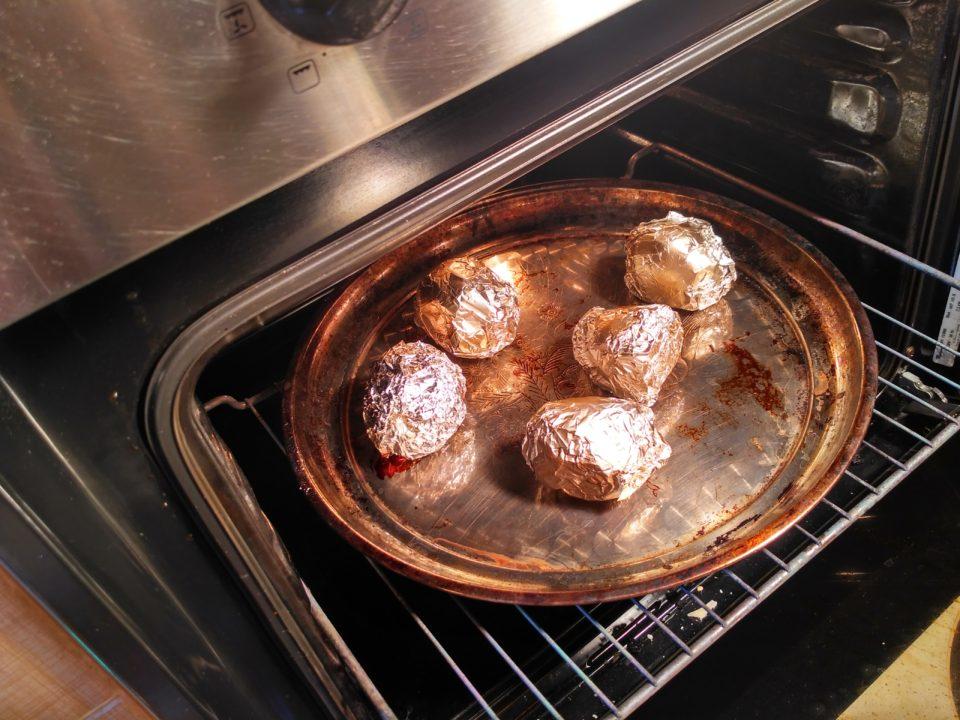 свекла запеченная в духовке рецепт
