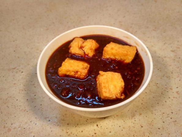 Готовим вегетарианский шашлык из тофу