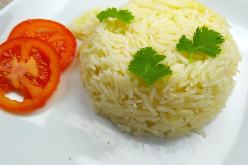 Рис с кокосовым молоком