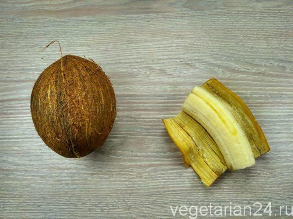 Ингредиенты для сыроедческого печенья