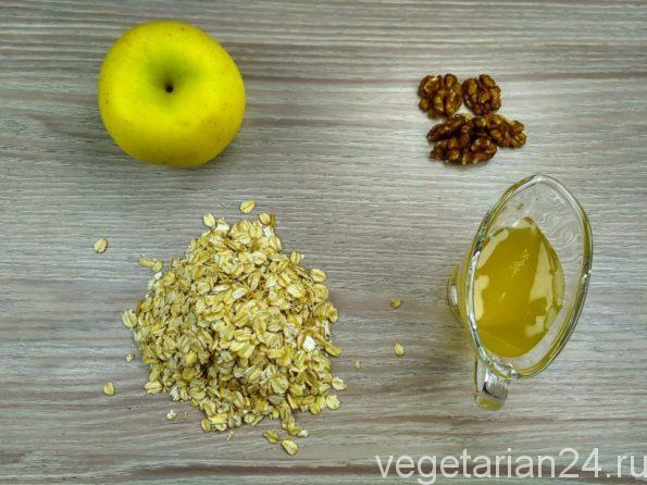 Ингредиенты для быстрого завтрака