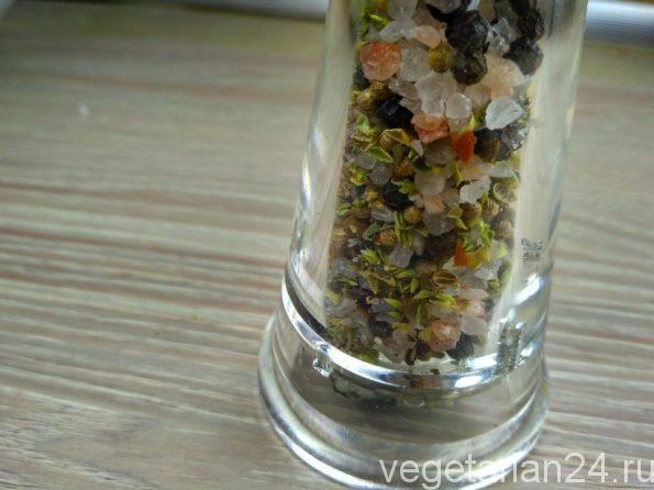 Вкусная соль со специями