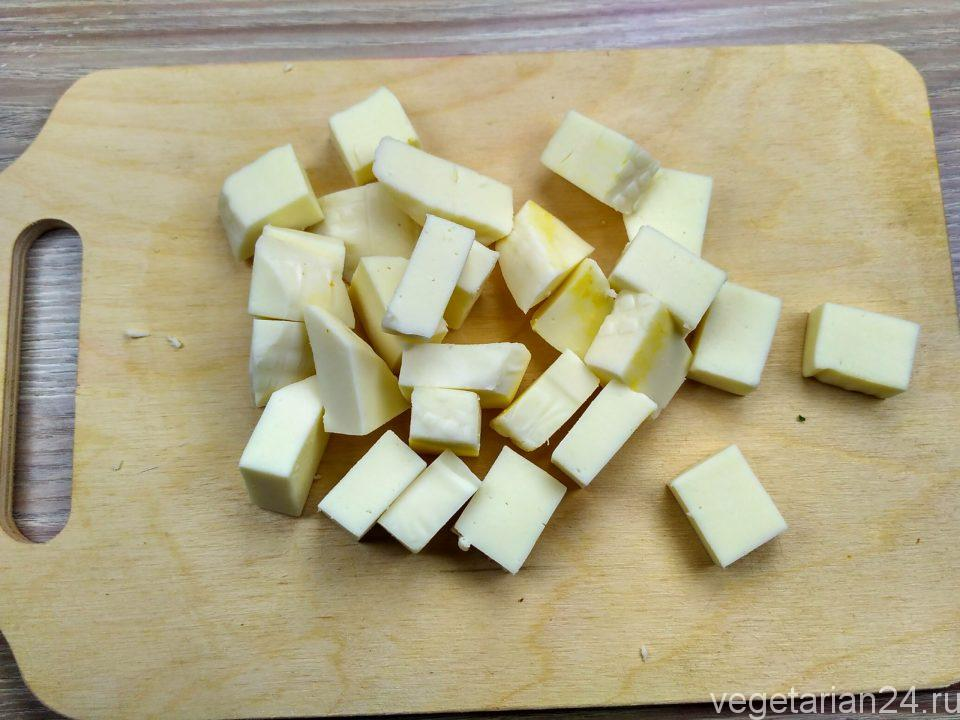 готовим домашний сыр
