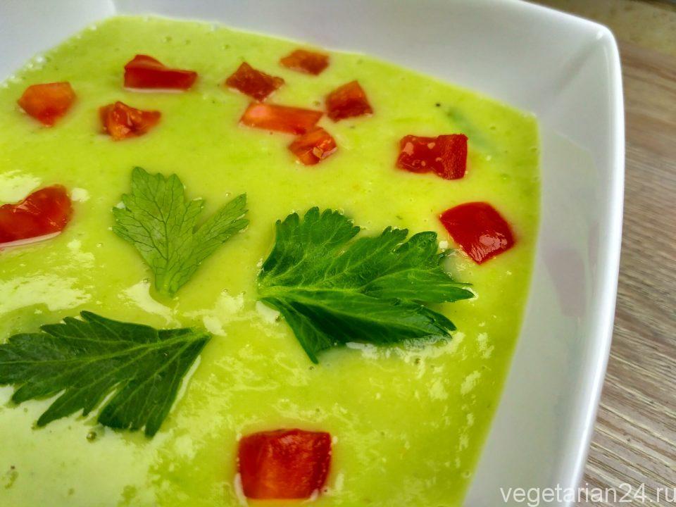 Крем суп из сельдерея