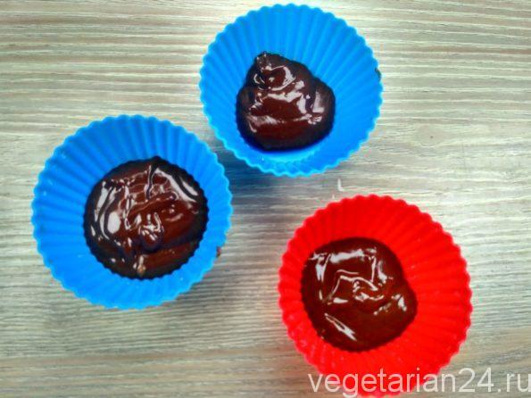 Готовим шоколадные конфеты