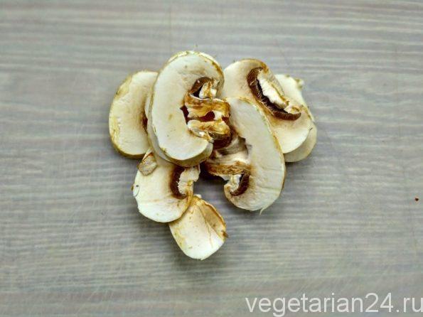 Готовим жульен из грибов