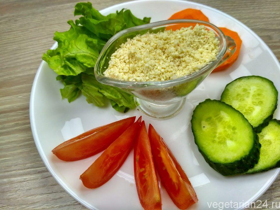 Гомасио (кунжутная соль)