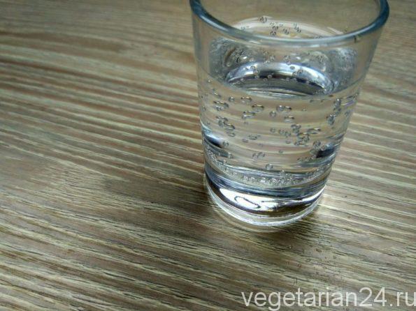 Минеральная вода для окрошки
