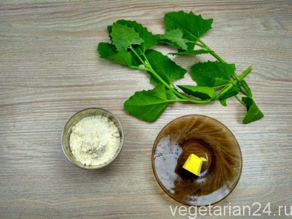 Ингредиенты для приготовления виман