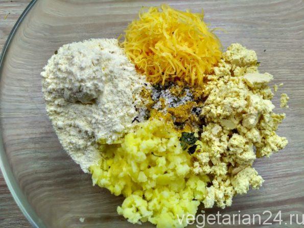 Готовим тесто для ленивых хачапури