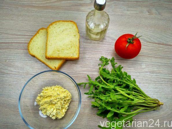 Ингредиенты для приготовления крок мадам