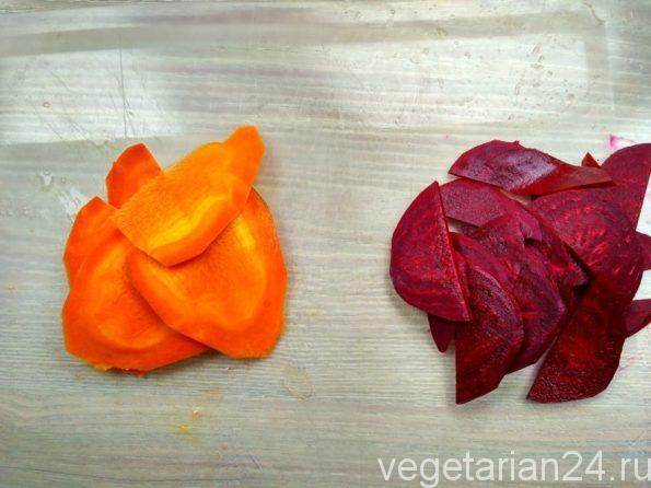 Овощи для бульона