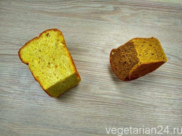 Ингредиенты для приготовления панировочных сухарей
