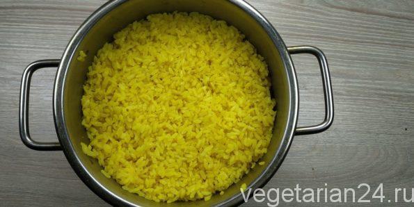 Готовим арабский рис